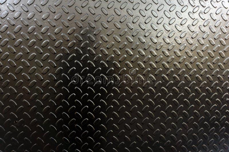Prateie o fundo martelado do metal, textura metálica do sumário, folha da superfície de metal pintada com pintura do martelo imagem de stock royalty free