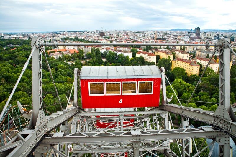Prater Viena, Áustria imagem de stock royalty free