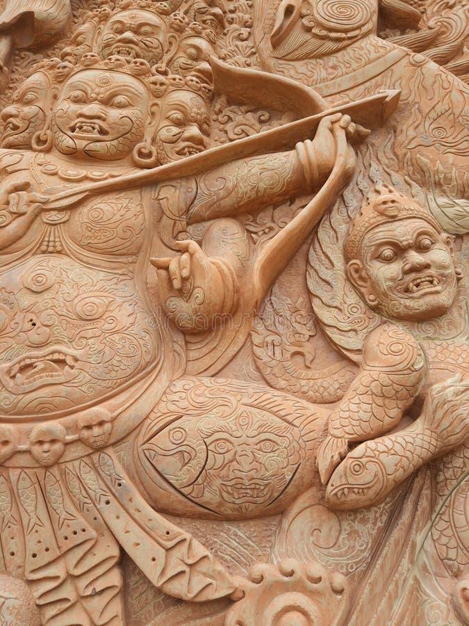 Prathatphasornkaew-Tempel lizenzfreies stockfoto