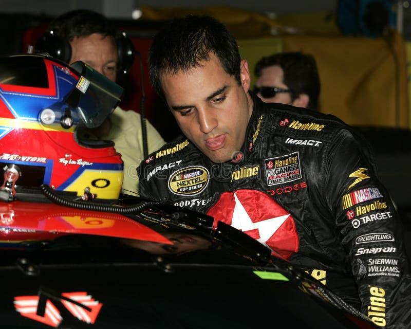 Pratica della tazza di NASCAR immagine stock