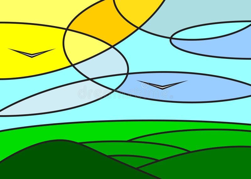 Download Prato illustrazione vettoriale. Illustrazione di collage - 56883094