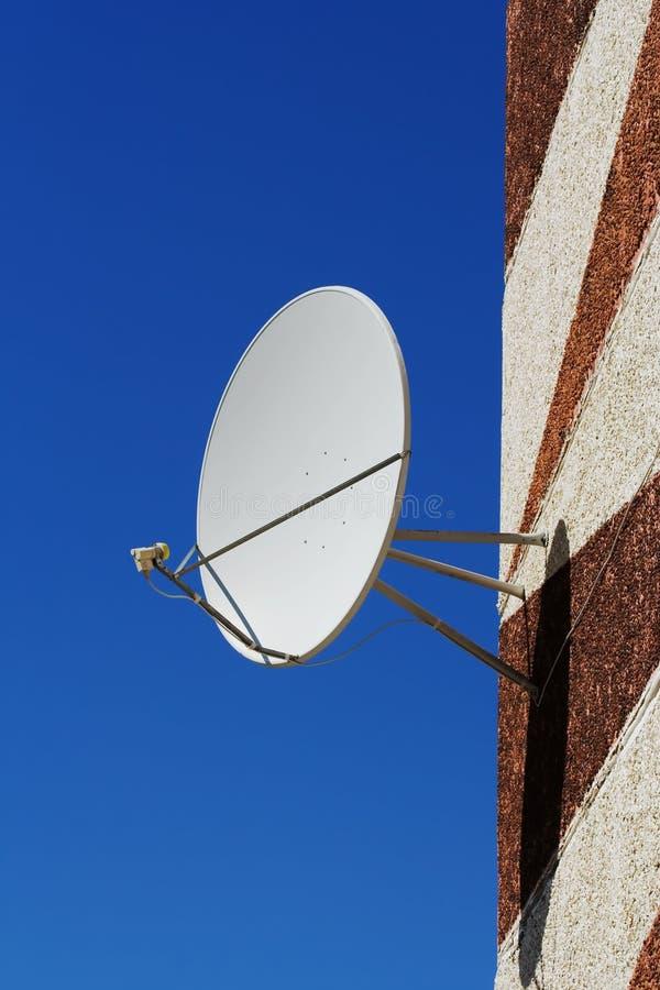 Prato satélite. foto de stock