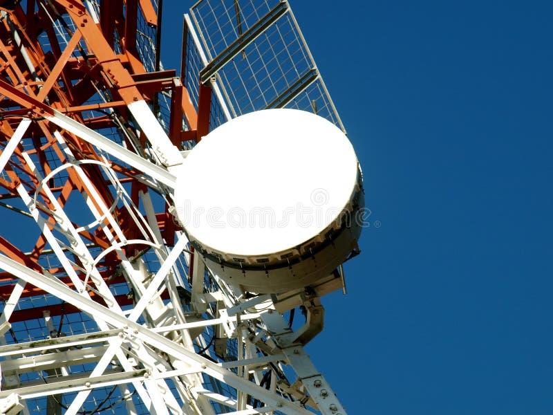 Prato satélite fotos de stock