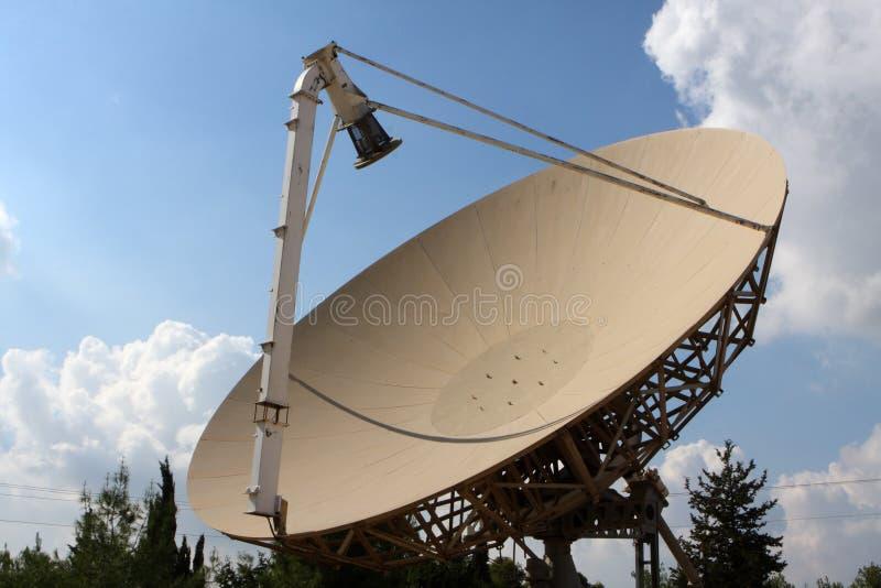 Prato satélite imagem de stock
