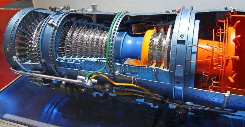 Pratt  U0026 Whitney F100-stw-229 Engine Editorial Stock Photo