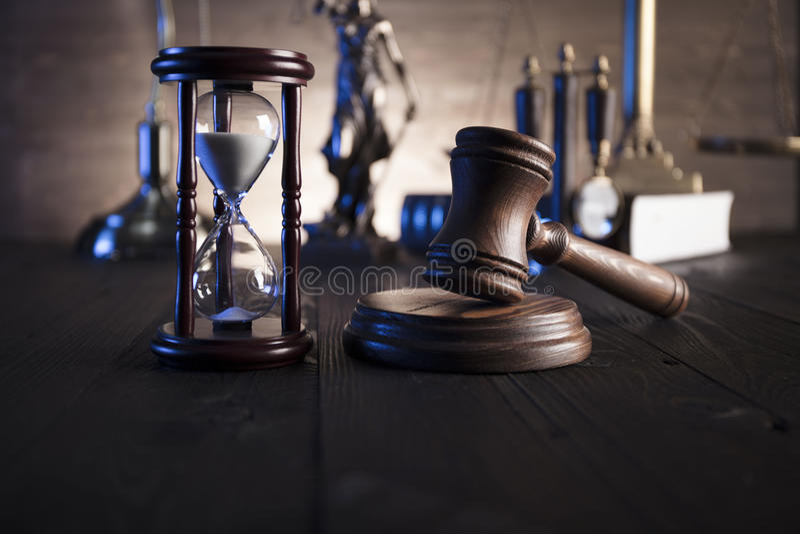 Prawa i sprawiedliwości temat obrazy royalty free