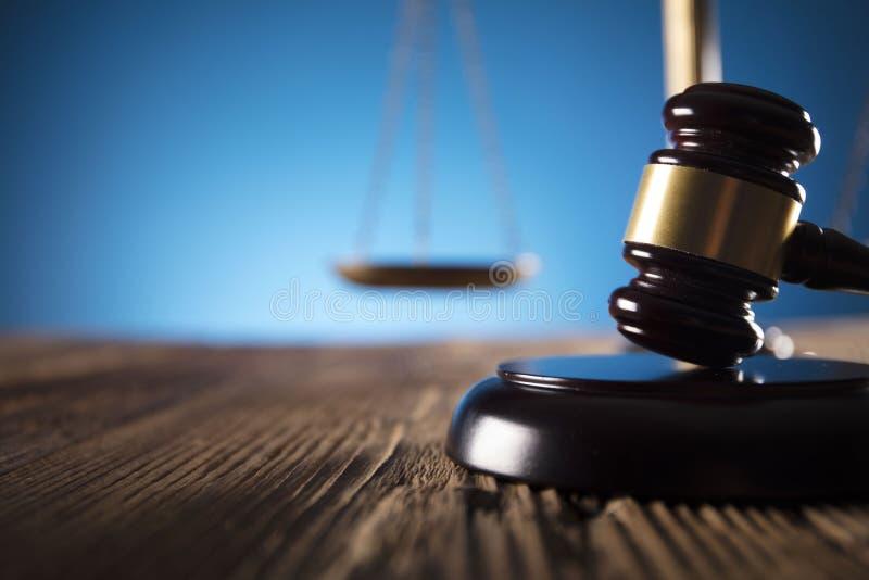 Prawa i sprawiedliwości temat obraz royalty free
