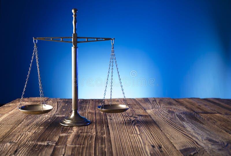 Prawa i sprawiedliwości temat zdjęcie royalty free