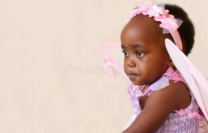 prawdziwa dziewczynka fotografia royalty free