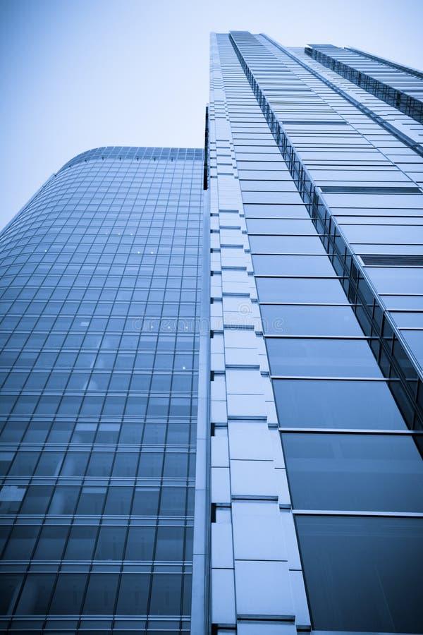 prawdziwy budynku wysoki urząd zdjęcia royalty free