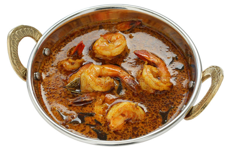Download Prawn curry , indian food stock photo. Image of dish - 18870674