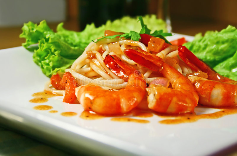 Download Prawns stock image. Image of delicious, cooking, healthy - 2446275