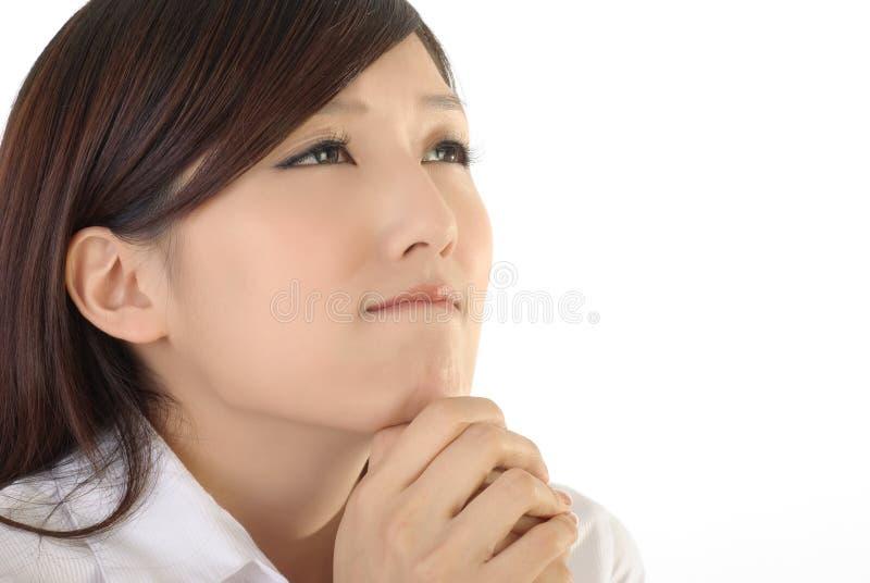 Pray Royalty Free Stock Image