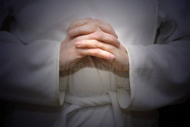 Pray stock photos