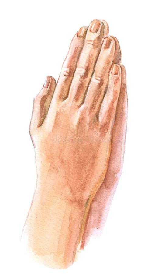 pray ilustracja wektor