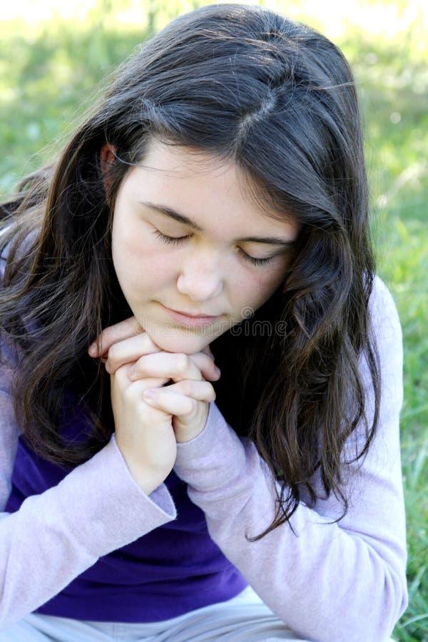 Pray stock photos