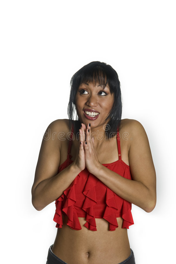 Download Pray Royalty Free Stock Photos - Image: 9288418