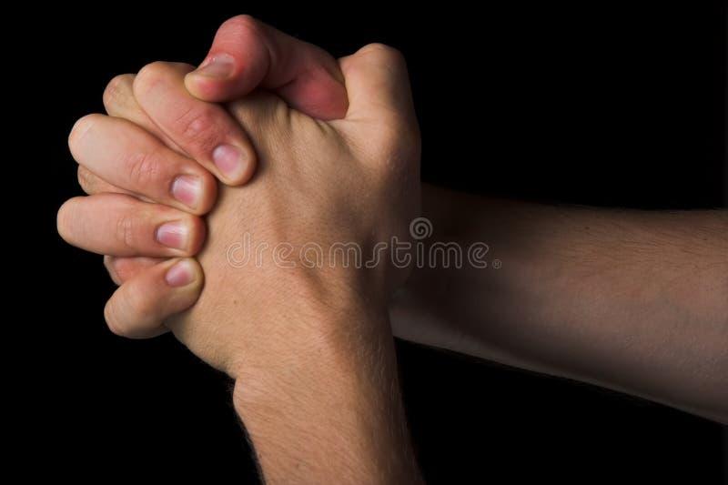 Pray concept religion symbol stock photography
