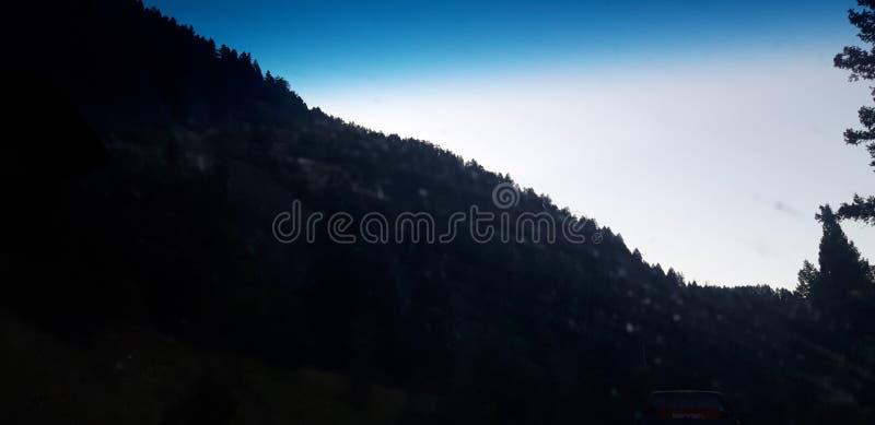Pray Montana royalty free stock images