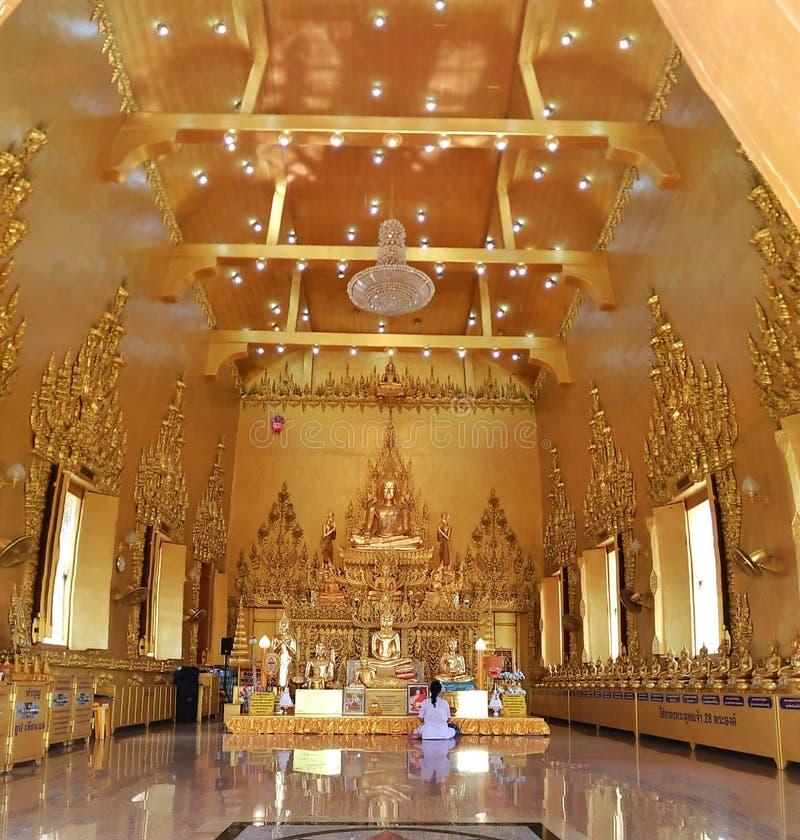Wat Buddha stock image