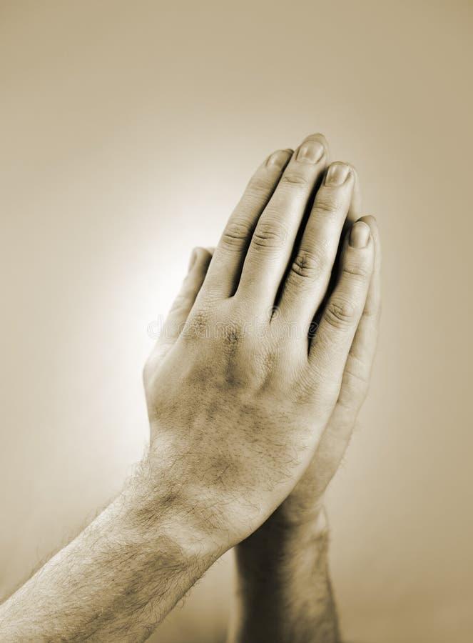 Download Prayer stock image. Image of sepia, religion, pray, monochrome - 4537209