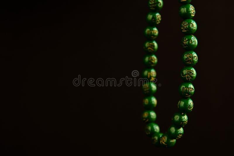 Download Prayer beads stock photo. Image of qoran, background - 10370274