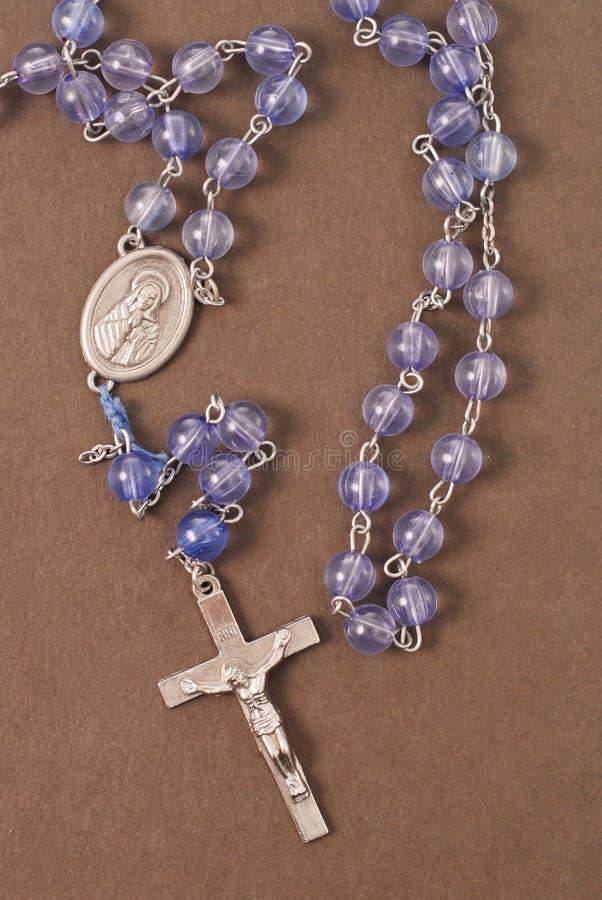 Download Prayer Rosary stock image. Image of crucifix, christening - 24027331