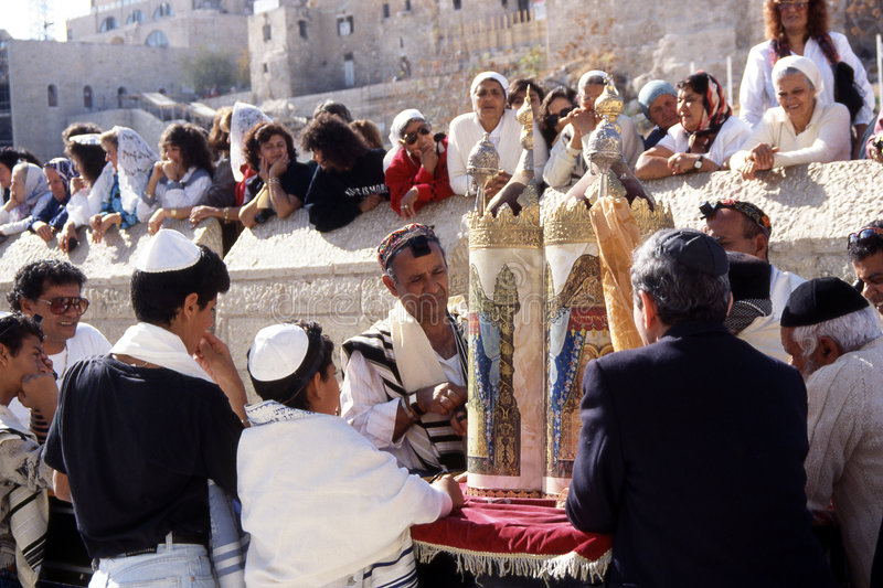 Download Prayer at the wailing wall editorial photography. Image of building - 5703662