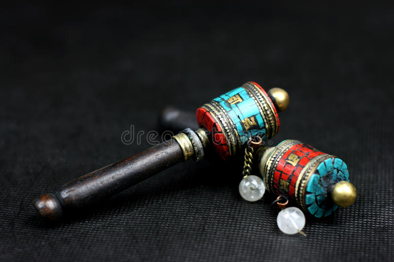 Download Prayer wheel stock photo. Image of goddess, cult, hope - 17054544