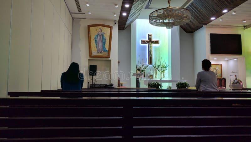 Prayers stock photo