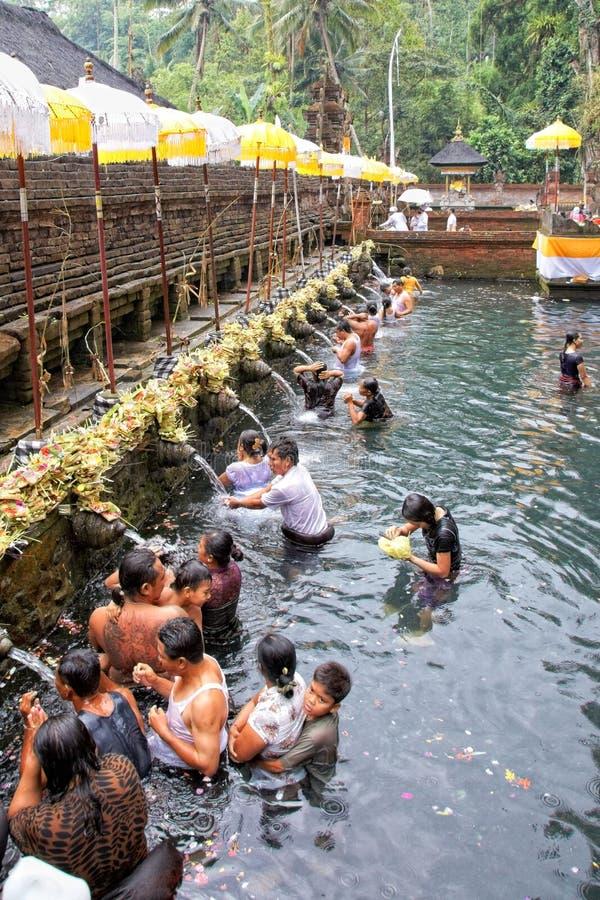 Download Prayers At Puru Tirtha Empul Temple Editorial Photography - Image: 22052192