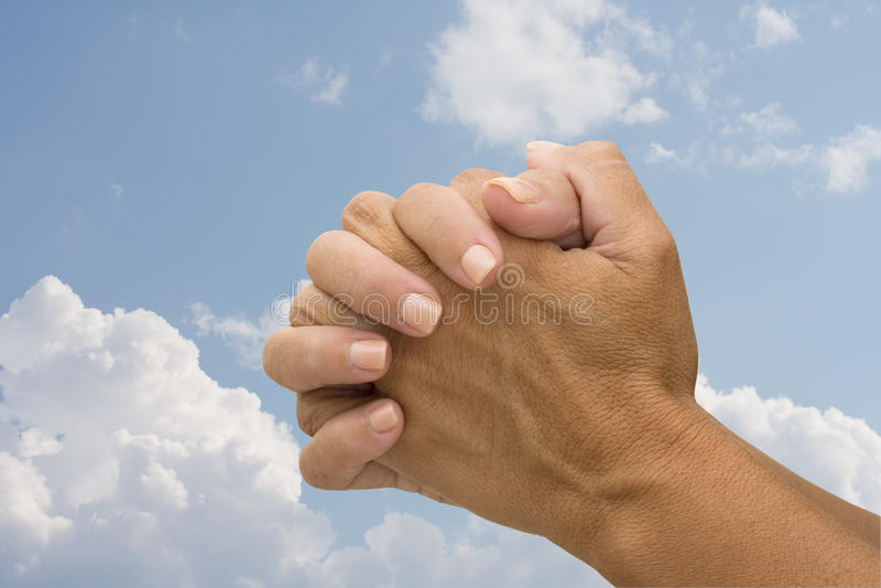 Download Praying Royalty Free Stock Images - Image: 11088309
