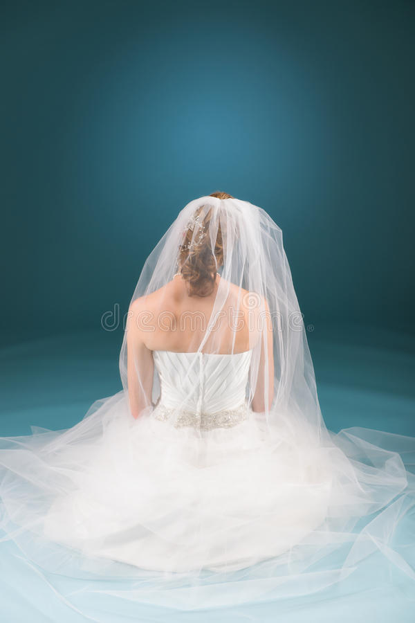 Download Praying bride stock photo. Image of intimate, smile, happiness - 28248768