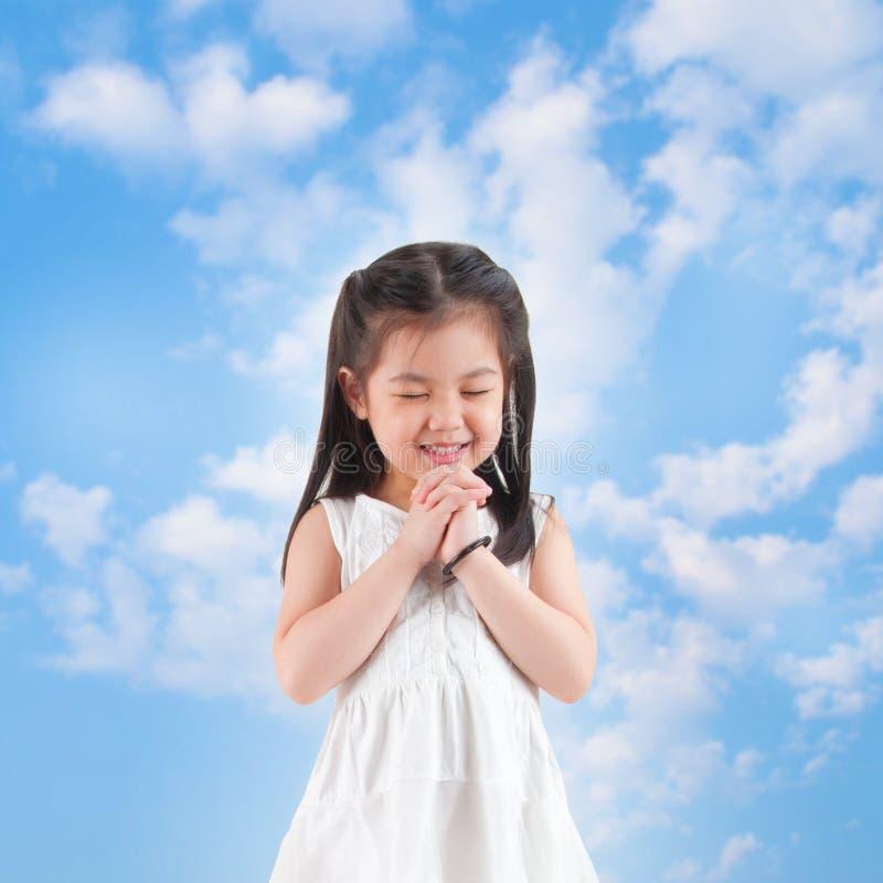 Download Praying stock image. Image of hope, happy, girl, christian - 30568993