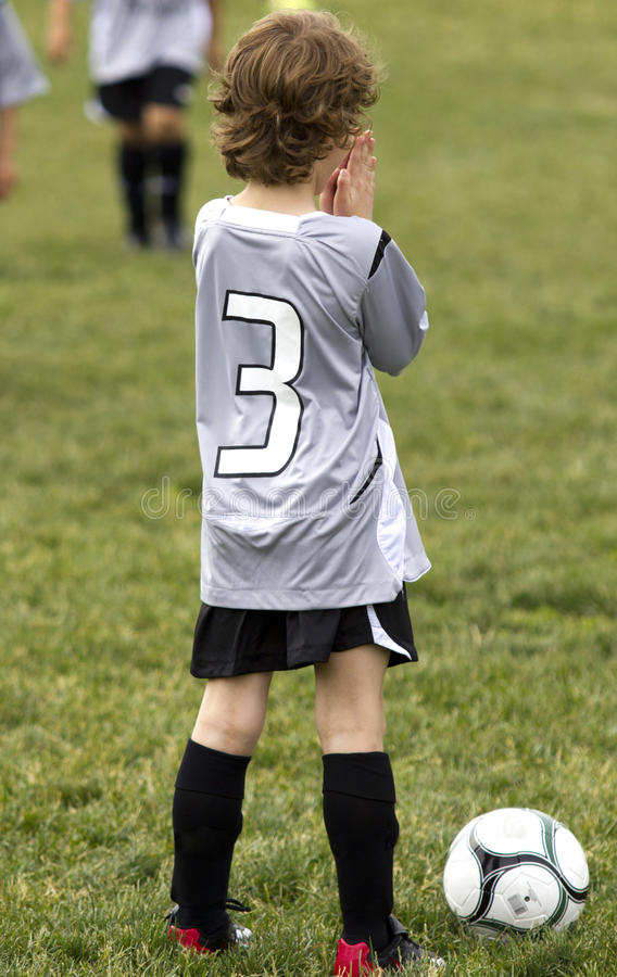 Download Praying for a goal stock image. Image of goal, field - 25518201