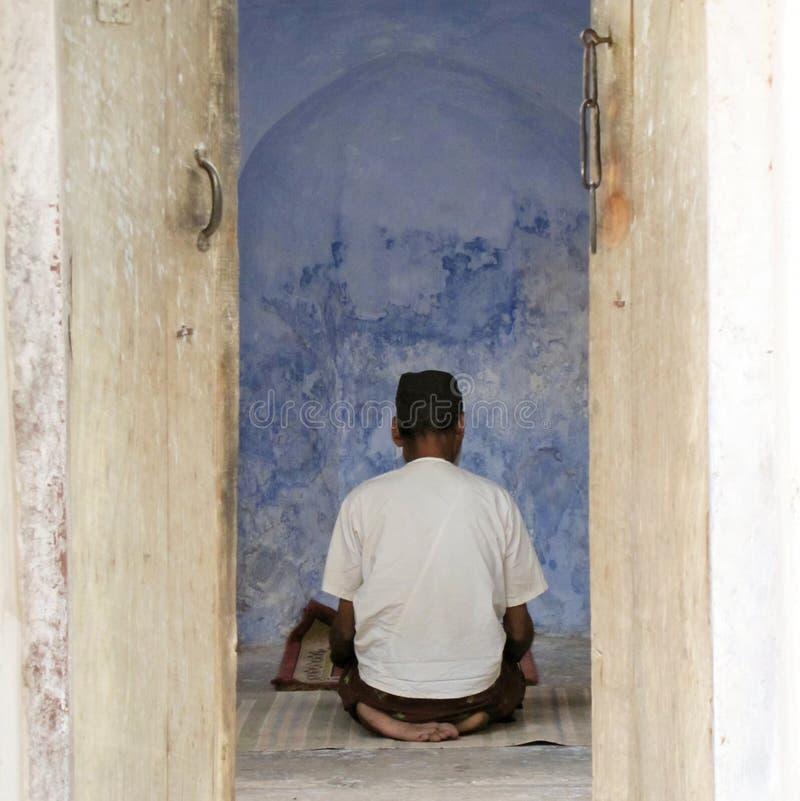 Download Praying muslim editorial photography. Image of ramadan - 28113102
