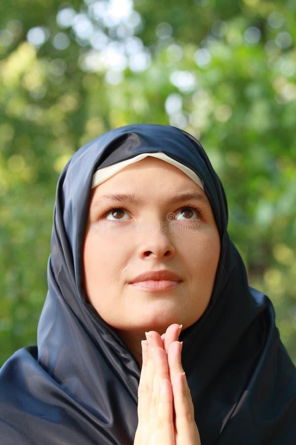 Free Praying Nun Stock Photo - 11048250