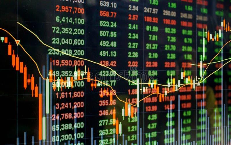 Preço de mercado conservado em estoque imagens de stock royalty free