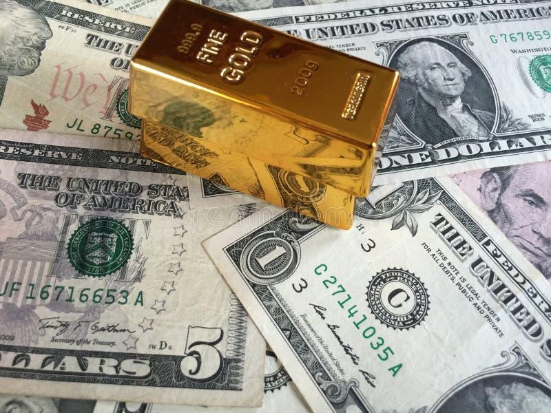 Preço do ouro fotos de stock