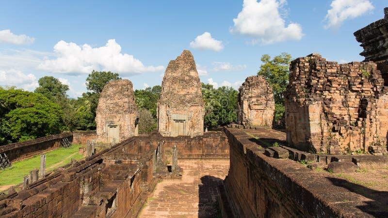 Pre den Rup templet arkivbilder