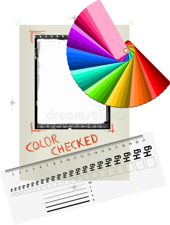 Download Pre press concept stock vector. Illustration of colour - 20279482