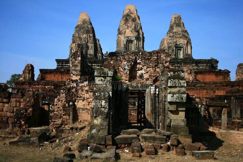 Pre Rup Temple,Angkor royalty free stock photos