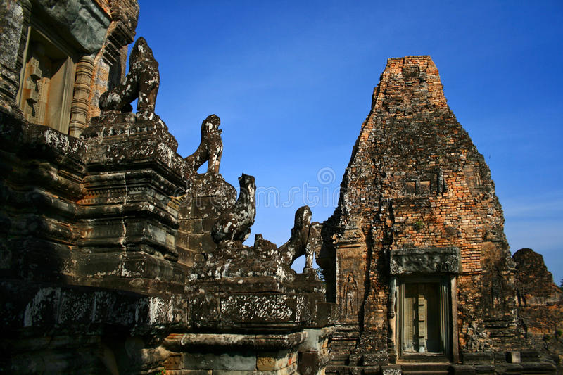 Pre Rup Temple,Angkor stock photography