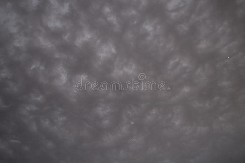 Pre-Storm Clouds royalty free stock images