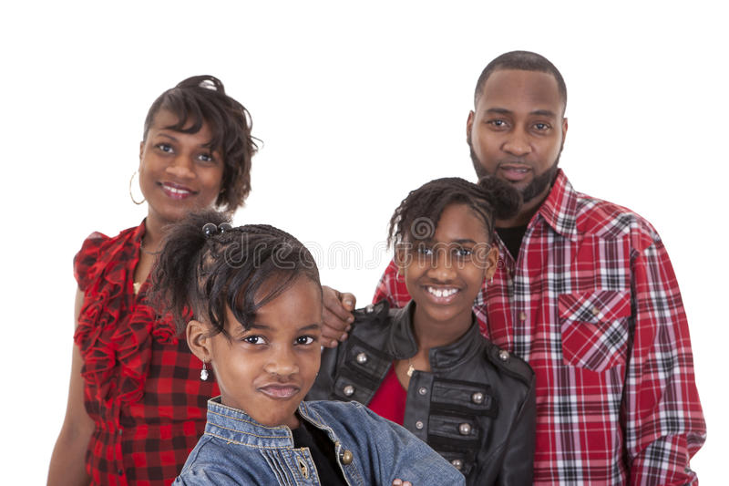 Download Pre-teen Girl With Her Family Stock Photo - Image: 29583272