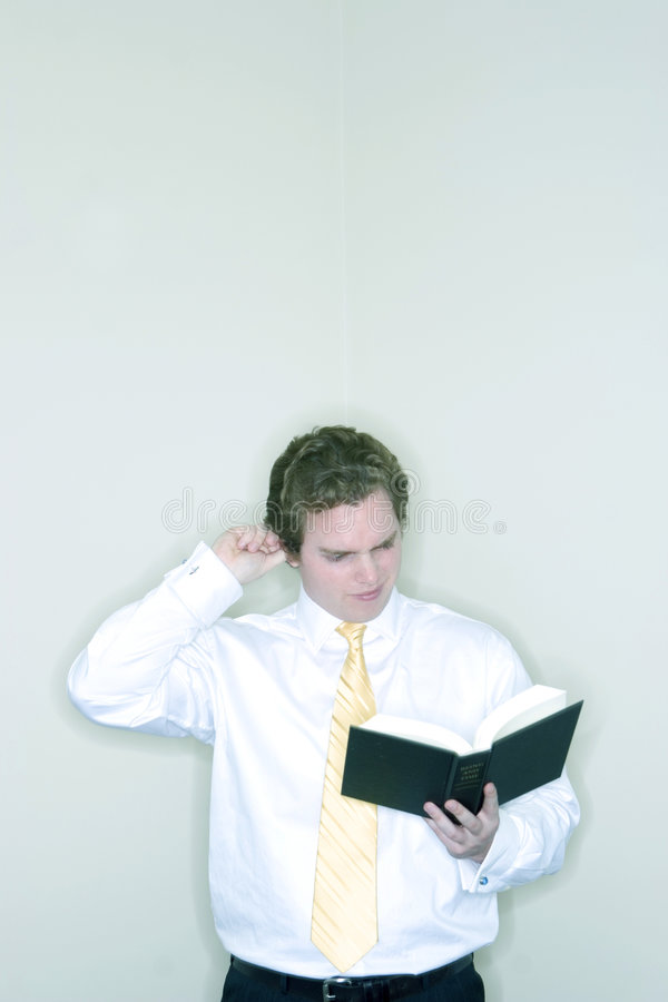 Download Preacher stock photo. Image of concern, adult, humble - 2383904