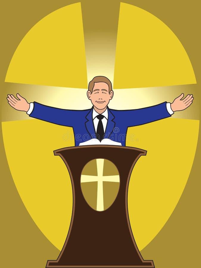 Free Preacher Stock Image - 46176711