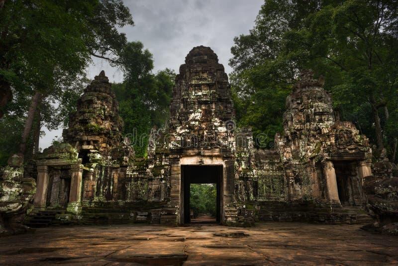 Preah khan fotos de archivo