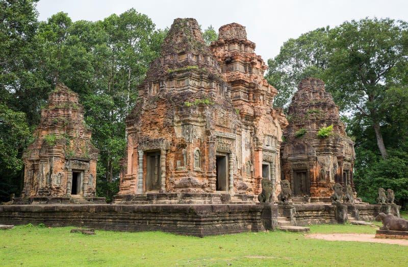 Preah Ko royalty-vrije stock foto