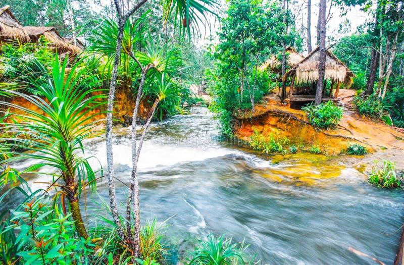 Kirirom National Park is on Kirirom Mountain located in Kampong Speu Province Cambodia stock image